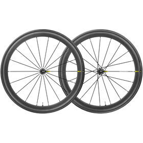 Paire de roues Mavic Cosmic Pro Carbon UST Shimano/SRAM M-25